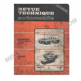 REVUE TECHNIQUE AUTOMOBILE VOLKSWAGEN GOLF -...