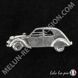 Broche Citroën 2cv, Auto