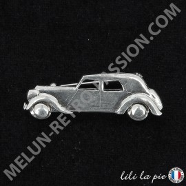 Broche Citroën Traction, Auto