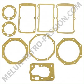 GEARBOX GASKET SET, Rear BRIDGE, PEUGEOT 203,...