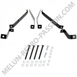 FRONT BUMPER MOUNTING HARDWARE RENAULT R4