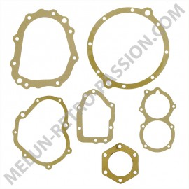 GASKET KIT 277 AND REAR AXLE RENAULT FREGATE