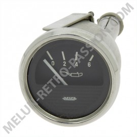 JAEGER OIL PRESSURE MANOMETER 24V 6 BAR...