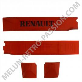 RENAULT R5 BANDA DECORATIVA DEL MALETERO
