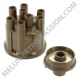 HEAD + FINGER FINGER DUCELLIER V6 PRV engine
