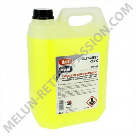 COOLING LIQUID -25°, 5 LITER CONTAINER