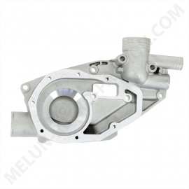 Water pump rear gear cover for Renault.