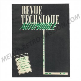 REVUE TECHNIQUE AUTOMOBILE BERLIET GLC6 ET PLB6