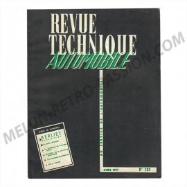 revue technique automobile berliet glc6 et plb6