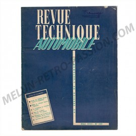 revue technique automobile simca monte-carlo...