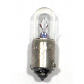 LAMPARA BOMBILLA 6v 4w TIPO SALPICADERO