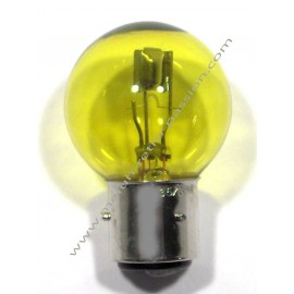 BALL BULD 12 V. 36/36 W. 3 ERGOTS HEAD LAMP...