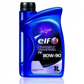 huile boite de vitesse elf 80w90 - 1 litre