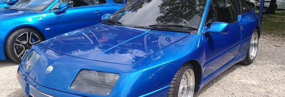 Pièces et accessoires pour Alpine GTA V6 2849 cm3 et V6 Turbo 2458 cm3