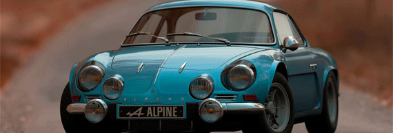 Parts and accessories for your Alpine A110