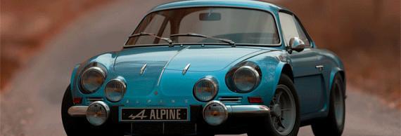Piezas y accesorios para su Alpine A110