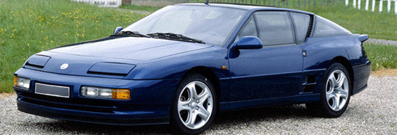 Parts and accessories for Alpine A610 from 1991 to 1995.