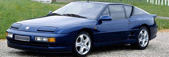 Pièces et accessoires pour Alpine A610 de 1991 à 1995