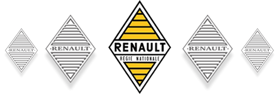 All the parts for your old Renault of collection