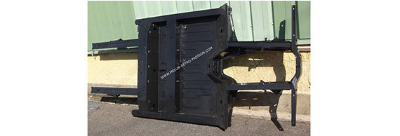 CHASSIS, ACCESSOIRES