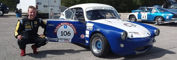 Parts and accessories for Alpine A106