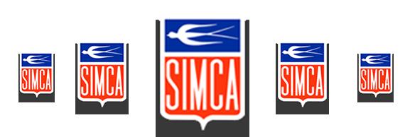 Toutes les pièces pour Simca anciennes et de collection