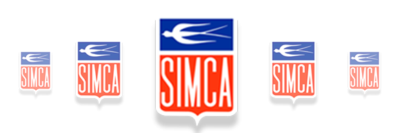 All parts for Simca old and collectible